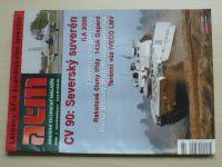 ATM - Armádní technický magazín 6 (2006) ročník XXXVIII.