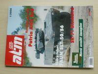ATM - Armády, technika, militaria 1-12 (2006) ročník IV. (chybí čísla 7-12, 6 čísel)