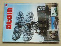 ATOM - Armádní technický obrazový magazín 10 (1989) ročník XXI.
