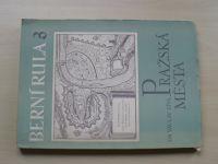 Dr. Líva - Berní rula 3 - Pražská města (1950)
