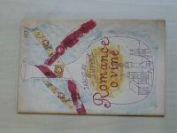 Jaroslav Seifert - Romance o víně (Znojmo 1948) Věnování J. Seiferta, podpis
