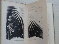 Jean Lebrau - Kraj, kde se stýská po stínu (1948) 468/500 dřevoryty Pavel Šimon