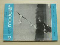 Modelář 10 (1972) ročník XXIII.