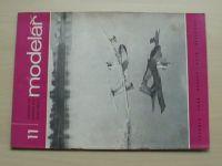 Modelář 11 (1970) ročník XXI.