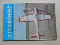 Modelář 12 (1983) ročník XXXIV.