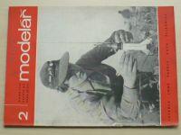 Modelář 2 (1969) ročník XX.