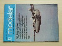 Modelář 5 (1982) ročník XXXIII.