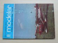 Modelář 8 (1983) ročník XXXIV.