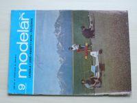 Modelář 9 (1983) ročník XXXIV.