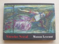 Nezval - Manon Lescaut (1959)