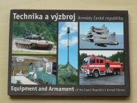 Technika a výzbroj Armády České republiky - 36 karet v obálce (2006)
