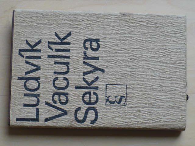Ludvík Vaculík - Sekyra (1968)