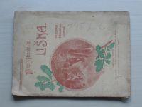 Ferdinand J. Heineke - Liška. Monografie. Knihovna Loveckého obzoru v Písku 1904