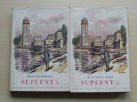 Klostermann - Suplent I. - IV. (Vilímek 1941) 4 knihy