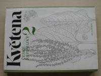 Květena České republíky 2 (1990) ed. Hejný, Slavík