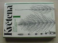 Květena České socialistické republiky 1 (Academia 1988) ed. Hejný, Slavík