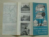Lidové stavitelství v jižní oblasti Šumperska (1964)