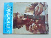 Modelář 1-12 (1985) ročník XXXVI. (chybí čísla 1, 8, 10 čísel)