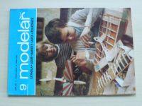 Modelář 1-12 (1987) ročník XXXVIII. (chybí číslo 1, 11 čísel)