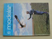 Modelář 1-12 (1988) ročník XXXIX. (chybí číslo 10, 11 čísel)