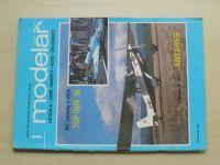 Modelář 1-12 (1991) ročník XLII.