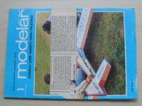 Modelář 1-12 (1992) ročník XLIII. (chybí číslo 3, 11 čísel)