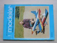Modelář 1-12 (1993) ročník XLIV. (chybí číslo 5, 11 čísel)