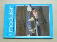 Modelář 1-12 (1995) ročník XLVI. (chybí číslo 10, 11 čísel)