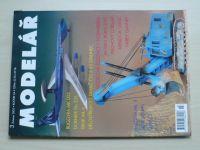 Modelář 1-12 (2003) ročník LIV. (chybí čísla 1-2, 4-6, 7 čísel)