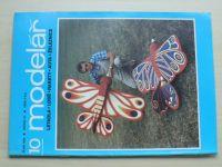 Modelář 10 (1989) ročník XL.