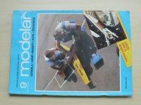Modelář 9 (1991) ročník XLII.