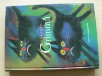 Pohádky bratří Grimmů (2004) Ilustrace Adolf Born