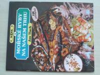 Tlach - Mořské ryby na našem trhu - 156 předpisů (1995)