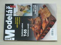 1. a 2. sešit Modeláře (2005) ročník I. (doplněk časopisu Modelář)