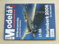 3., 4. a 5. sešit Modeláře (2006) ročník II. (doplněk časopisu Modelář)