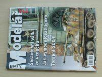 7. sešit Modeláře (2007) ročník III. (doplněk časopisu Modelář)