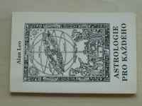 Alan Leo - Astrologie pro každého (1992)