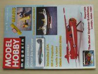 Model hobby magazín 1-12 (1997) chybí číslo 11 (11 čísel)