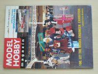 Model hobby magazín 1-12 (1998) chybí čísla 4, 8-10 (8 čísel)