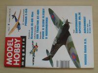 Model hobby magazín 1-12 (2000) chybí čísla 1-3, 5, 9-10 (6 čísel)