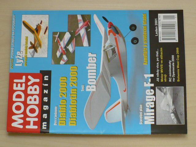 Model hobby magazín 1 (2001)