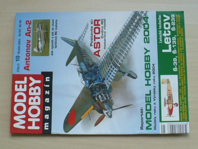 Model hobby magazín 10 (2004)