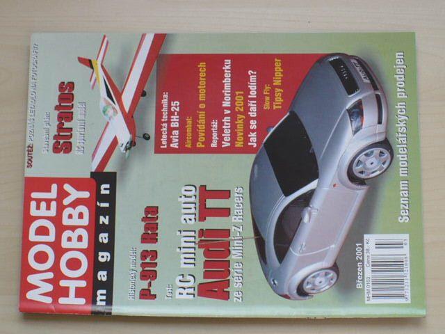 Model hobby magazín 3 (2001)