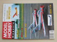 Model hobby magazín 7 (1999)