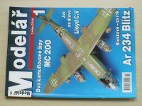 Modelář 1-12 (2006) ročník LVII.