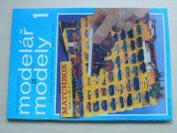 Modelář a modely 1 (1998) ročník XLIX.