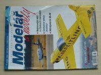 Modelář a modely 1 (2000) ročník LI.