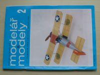 Modelář a modely 2 (1997) ročník XLVIII.