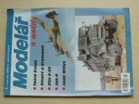 Modelář a modely 5 (2002) ročník LIII.