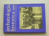 Archaeologia historica 16/91- ed, Nekuda